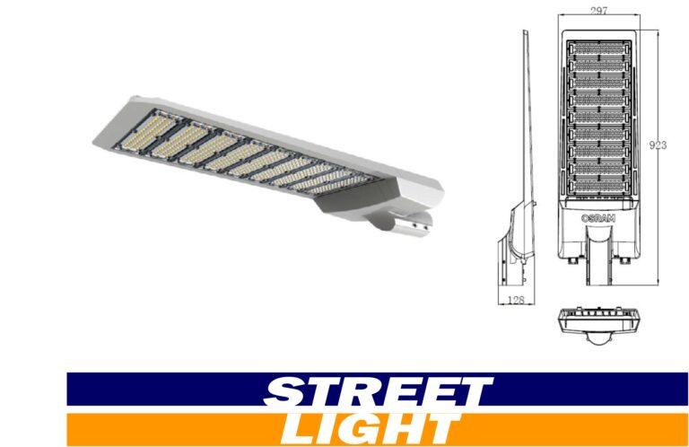 LEDENVO+TM LED Street Light