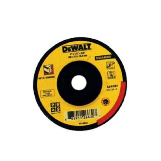 100 x 6 x 16 Metal Grinding Wheel t27 Fa DEWALT