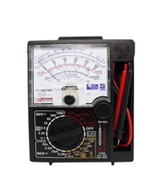 ANALOG MULTIMETER YX360TRED DV