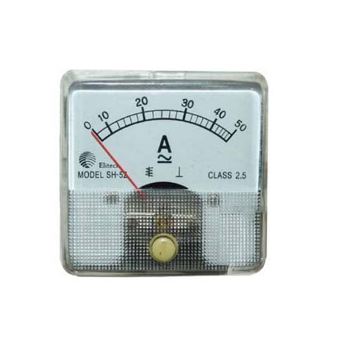 Ampere Meter 0-50A, AC-DC FT-65A FORT