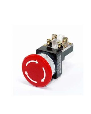 EMERGENCY STOP BUTTON CR-257 HANYOUNG