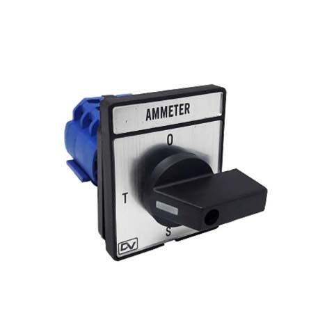 ROTARY SWITCH AMPERE SELECTOR DV
