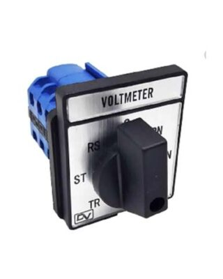 ROTARY SWITCH VOLT SELECTOR DV