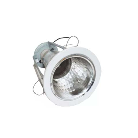 "Rumah Downlight Silver 4"" Sanly"