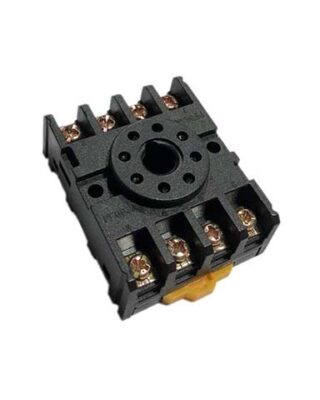 SOCKET TIMER H3CR 8 Kaki 220V FORT