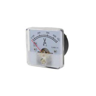 VOLTMETER 0-500V 96X96 DV