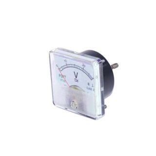 Volt Meter 0-300V, AC/DC, FT-65V FORT